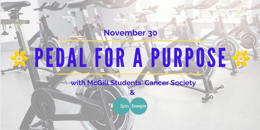 Pedal for a Purpose