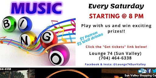 Music Bingo @ Lounge 74