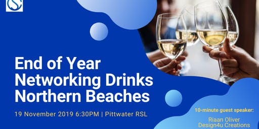 Connect for Success End of Year Networking Drinks - Northern Beaches
