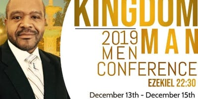 God's Call for a Kingdom Man conference