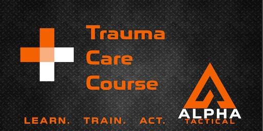 Trauma Care Course