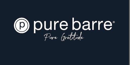 Pure Gratitude Pop Up