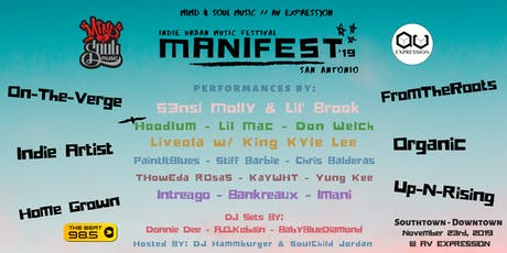 MANIFEST '19 - San Antonio tickets