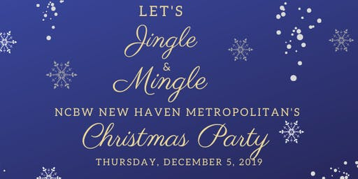 NCBW-NHM's Jingle & Mingle Christmas Party