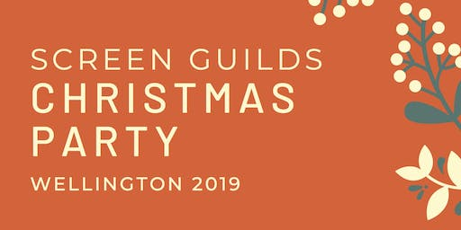 2019 Screen Guilds Christmas Party - Wellington