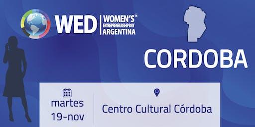 "WED Córdoba 2019 - ""Día de la Mujer Emprendedora"" (Women's Entrepreneurship Day Argentina)"