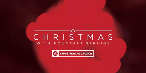 EAST 2019 Christmas Services at FSC