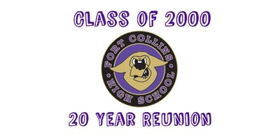 FCHS Class of 2000 - 20 Year Reunion!