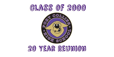 FCHS Class of 2000 - 20 Year Reunion! tickets