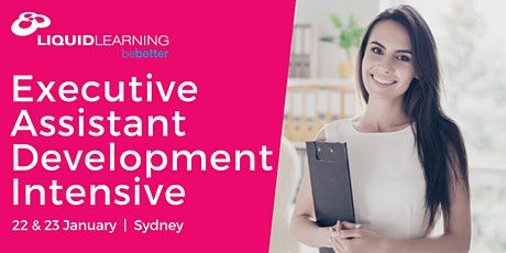 Executive Assistant Development Intensive tickets