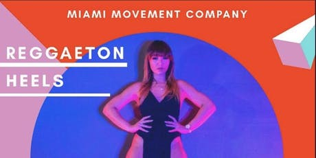 Reggaeton Heels with Sabina tickets