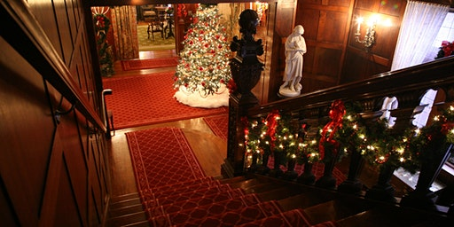 Christmas Behind the Scenes Tour