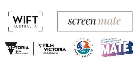 WIFT Australia ScreenMATE Bystander Program - Screen Industry tickets