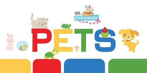 EC Explorers - Pets!