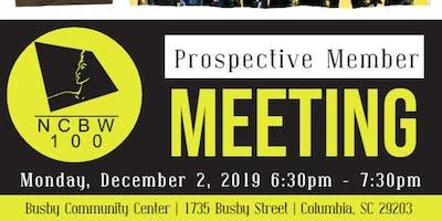 Prospective Member Interest Meeting