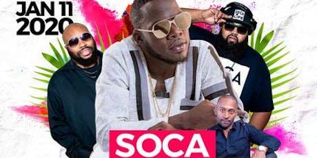 Blnd Tger presents SOCA SPOTLIGHT tickets