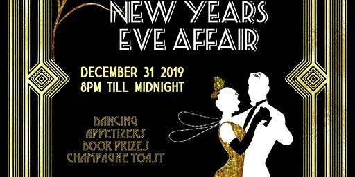 New Year's Eve Party in Auburn!