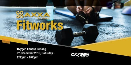 AXXA Global FitWorks Penang 2019 tickets