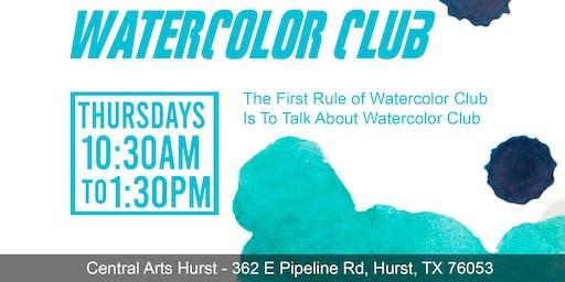 Watercolor Club