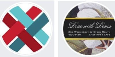 Dine With Dems Joins Forces with Indivisible GA-11