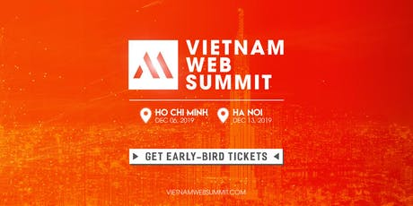 HN - Vietnam Web Summit 2019 tickets