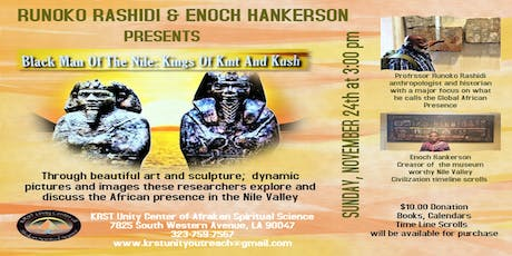 Black Man of the Nile - Kings of KMT and Kush tickets