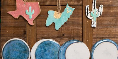 Paint Ceramic Ornaments