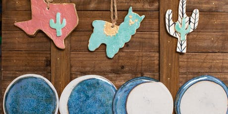 Paint Ceramic Ornaments tickets
