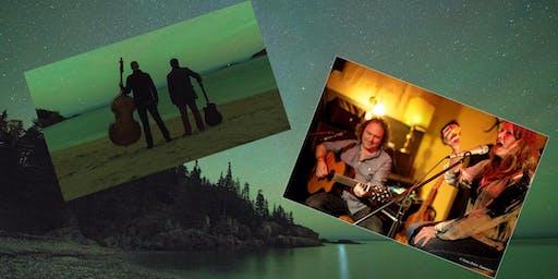 ★ Endless Field  ★ Cindy Scott & Brian Seeger ★ At The Whirlybird