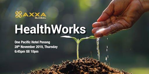 AXXA Global HealthWorks Penang 2019