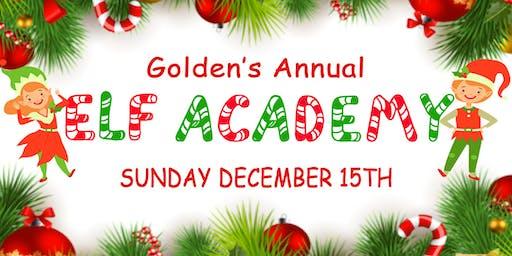 Golden Elf Academy- 9:30 am Session