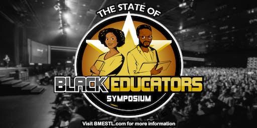 The State of Black Educators Symposium