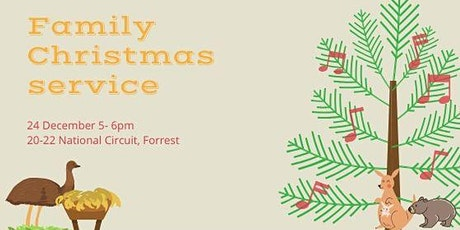 Family Christmas Service tickets