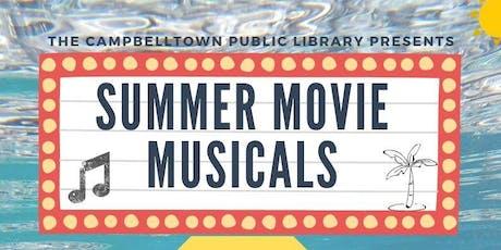 Summer Movie Musicals tickets