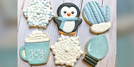 Winter Cookie Class tickets
