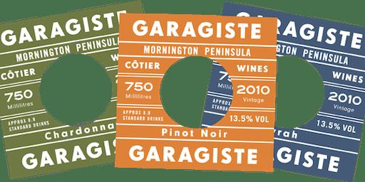 Garagiste New Release Tasting