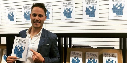 Author Talk: Redesign your Mind with Stefan  Miraglia