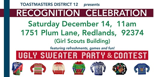 HOLIDAY CELEBRATION and Recognition Event