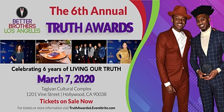 6th Annual Truth Awards tickets