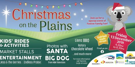 Christmas on The Plains - Quirindi tickets