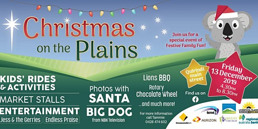 Christmas on The Plains - Quirindi