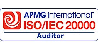 APMG – ISO/IEC 20000 Auditor 2 Days Training in San Diego, CA