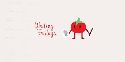 Writing Fridays
