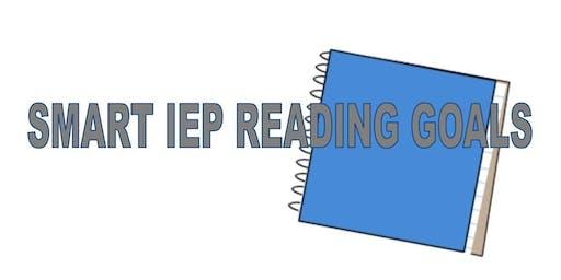 SMART IEP Reading Goals - Portland