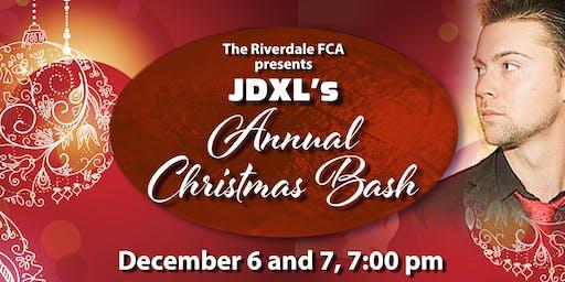JDXL's Annual Christmas Bash