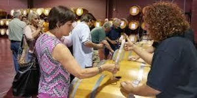 Barrel Sampling! - Wine