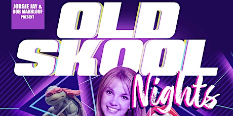 OLD SKOOL NIGHTS  - BOXING DAY PARTY tickets