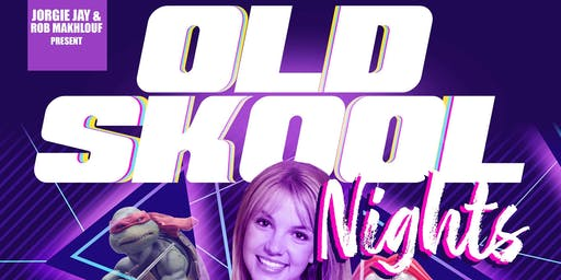 OLD SKOOL NIGHTS  - BOXING DAY PARTY