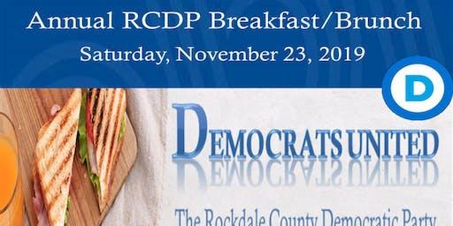 RCDP ANNUAL DEMOCRATS UNITED BREAKFAST