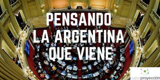 Pensando la Argentina que viene